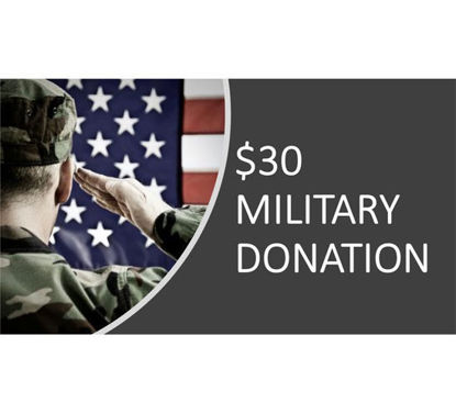 Picture of $30 Military Donation - Popcorn