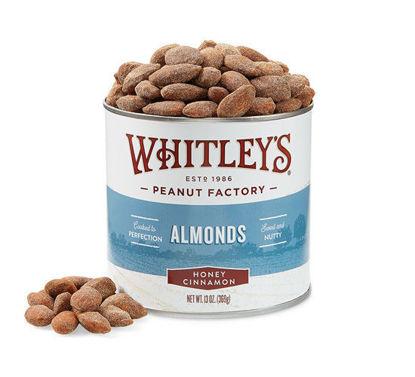 Picture of Honey Cinnamon Almonds 13 oz.