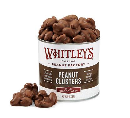 Picture of Milk Chocolatey Peanut Clusters 10 oz.